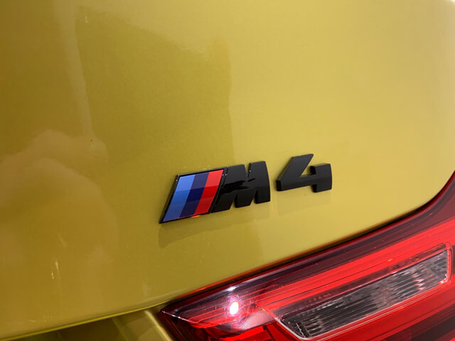 M4 Black Badge